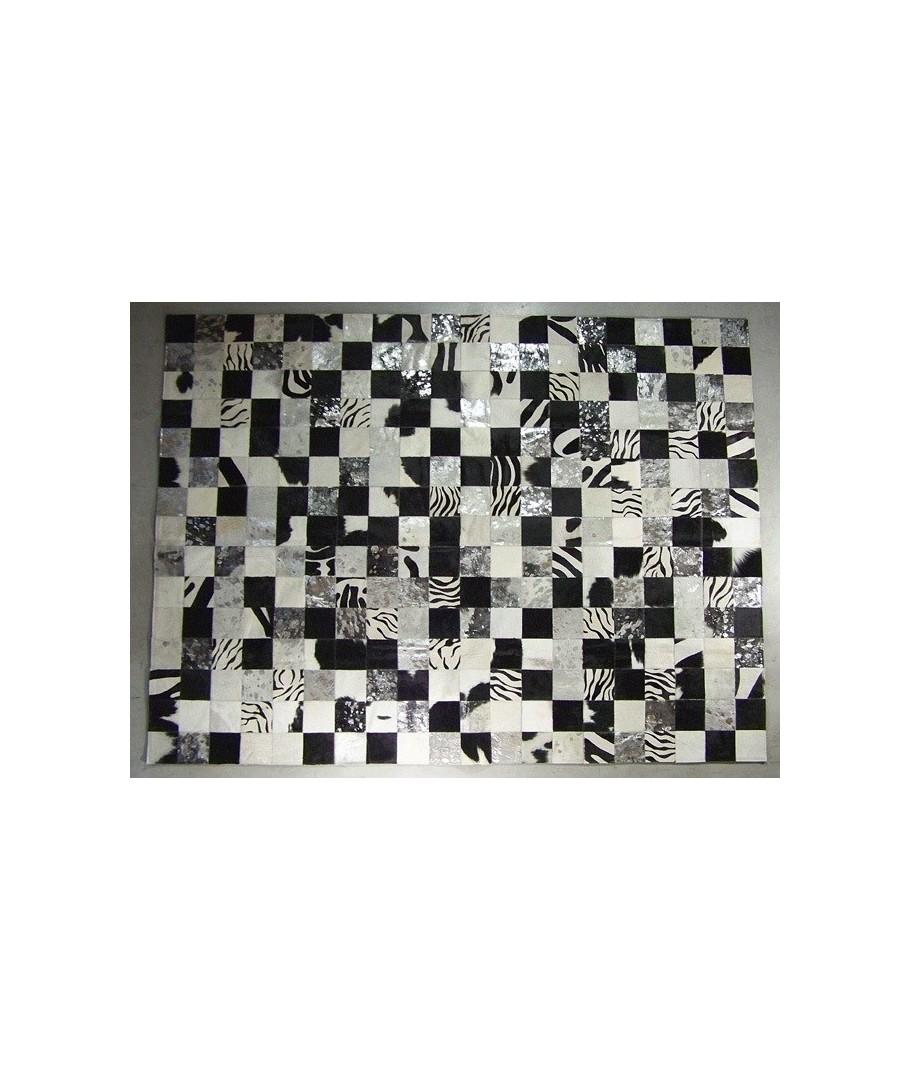 Peau De D Coration Patchwork Z Br 150x200 Cm Maison Joseph