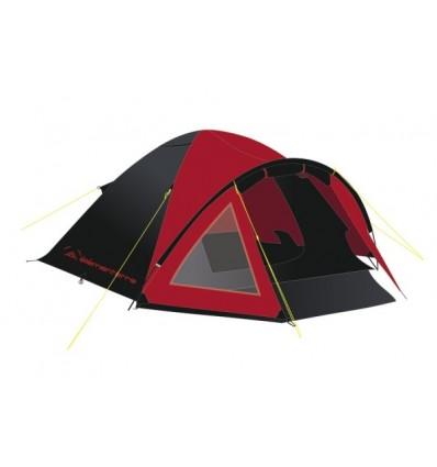 Tente dôme double toit+ abside elementerre