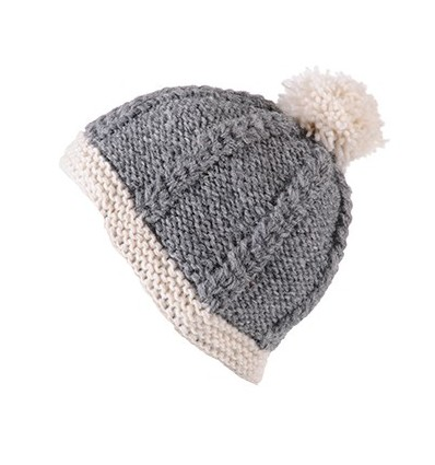 002S - Bonnet laine