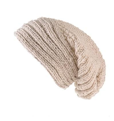 001J - Bonnet laine