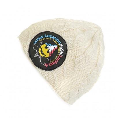 """001ZH - Bonnet officiel """"Les Accros du Ski"""" Luchon"""