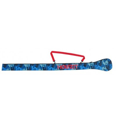 HOWZIT - HOUSSE ONE PADDLE - CAMO/BLEU