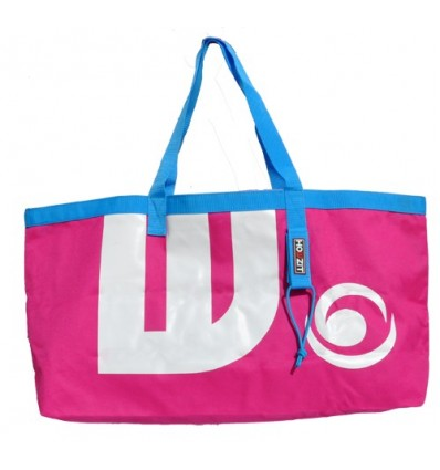 HOWZIT - BEACH BAG - ROSE