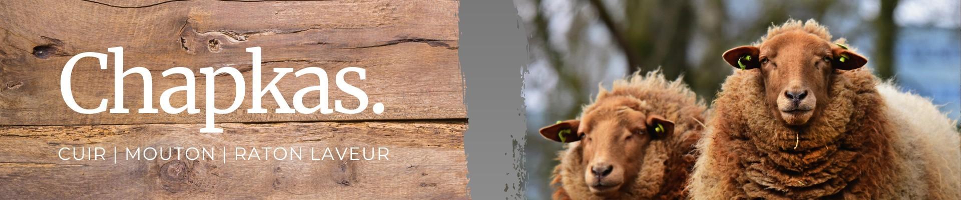 Chapka mouton