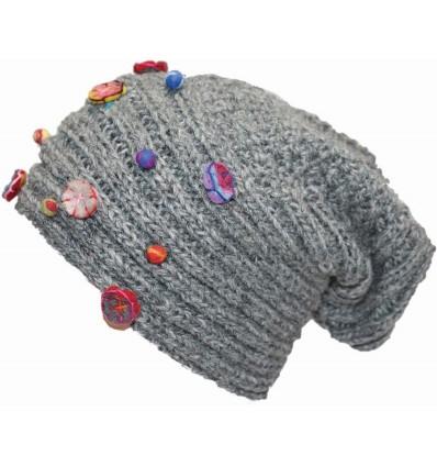 002Y - Bonnet laine