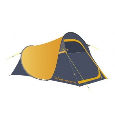 Tente simple toit automatique Popup elementerre
