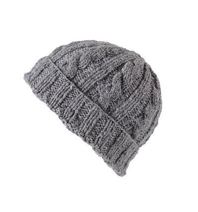 002H - Bonnet laine