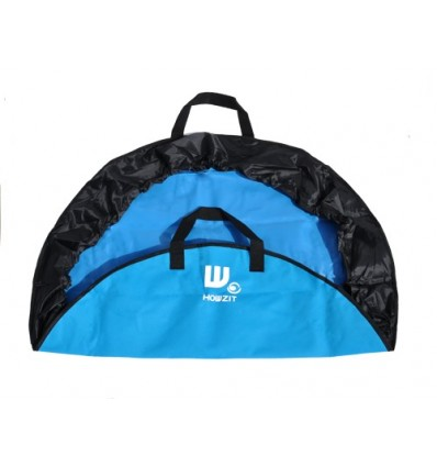 HOWZIT - CHANGE BAG - BLEU