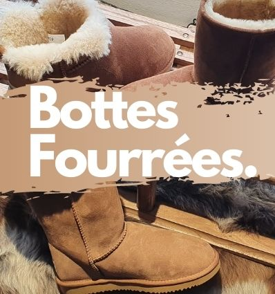 Bottes Fourrées