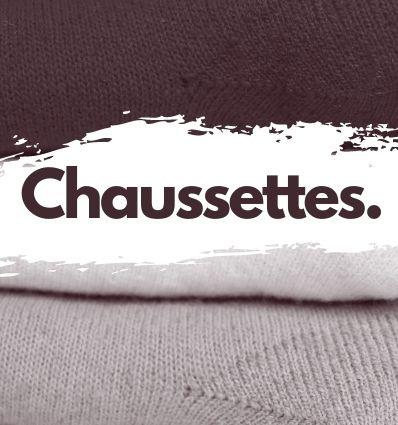 Chaussettes rando. laine